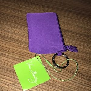 New with tags Vera Bradley ID money key etc Holder